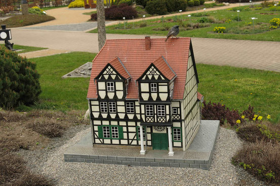 Klopstockhaus Quedlinburg