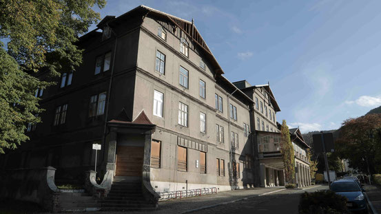 Hotel Zehnpfund Thale Außenansicht