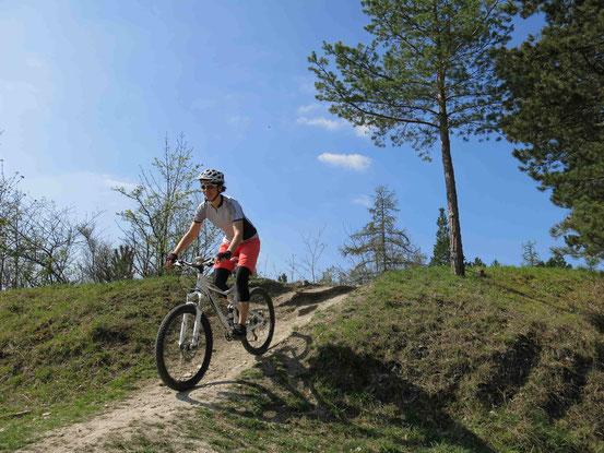 Mountainbiken, Teufelsmauer