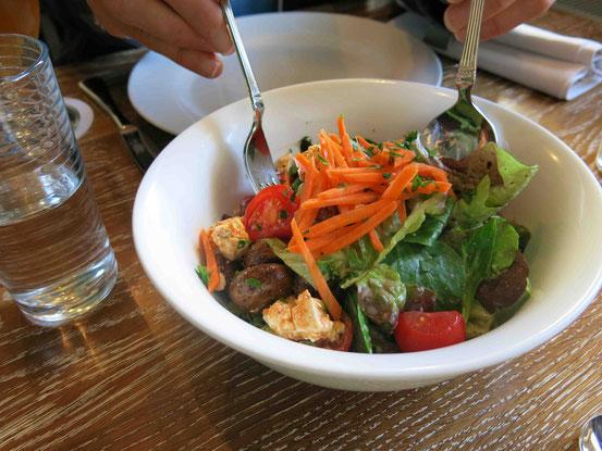 Beilagen-Salat, Restaurant Harzer Speisekammer