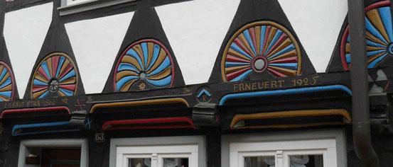 Fachwerk in Stolberg