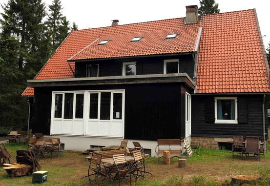 The Cabin, Oderbrück