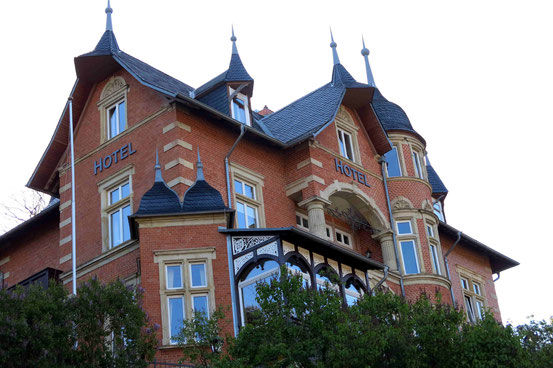 Hotel Viktoria Luise, Blankenburg
