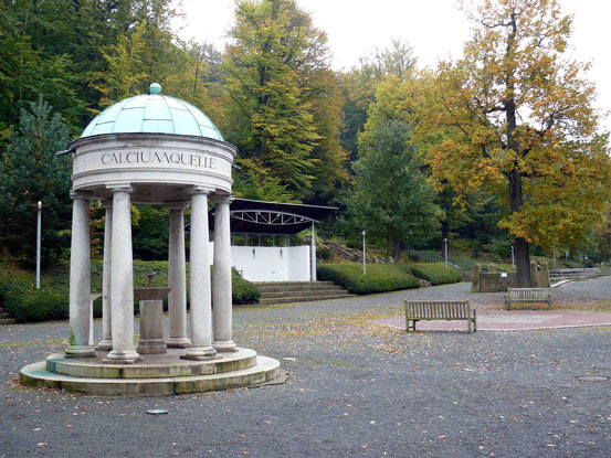 Behringer Brunnen, Calziumquelle Bad Suderode