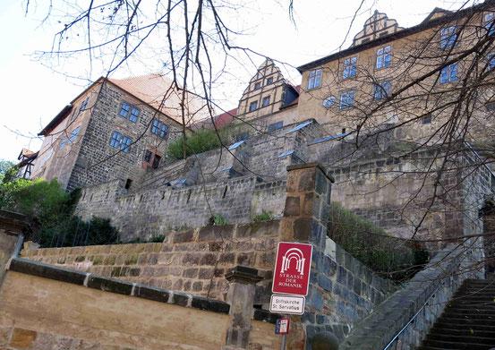 Quedlinburg, Dom