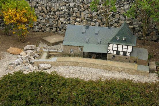Lohmühle Goslar (beherbergt heute das Zinnfigurenmuseum)