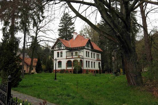 Historische Pension, Villa Uhlenhorst, Wernigerode