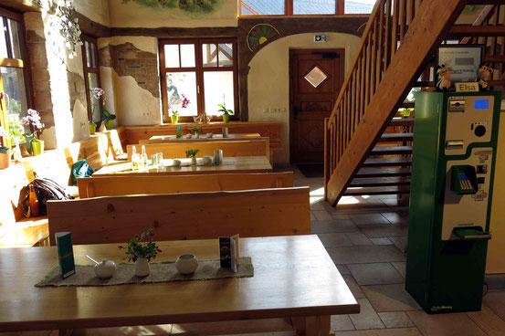 Café und Steakhaus, Brockenbauer Thielecke, Tanne