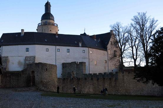 Burg Falkenstein/ Harz