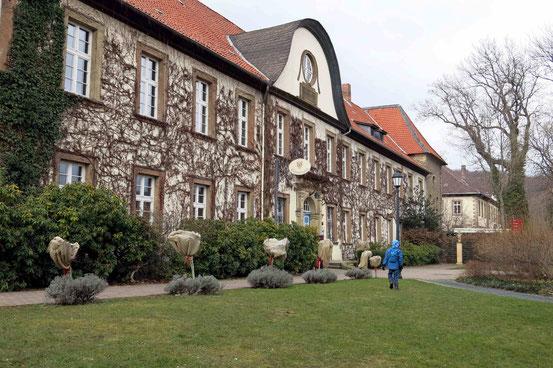 Außenansicht Klosterhotel Wöltingerode