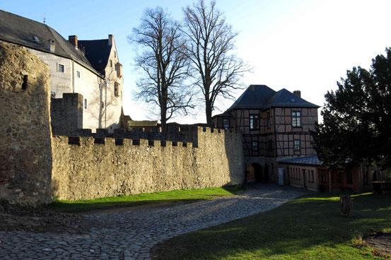 Burg Falkenstein, Harz