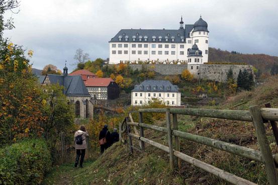 Rundweg um Stolberg: Unterer Bandweg