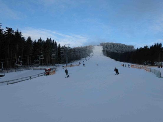 Skigebiet Wurmberg: Walpurgishang