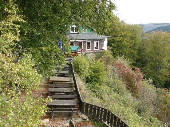 Waldgasthaus Rabenklippe