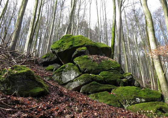 Heinrich-Heine-Wanderweg, Harz