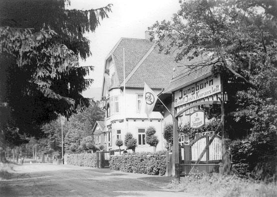 Jungborn, Harz, 1936
