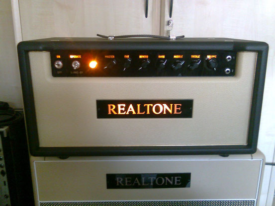 REALTONE 33W Topteil