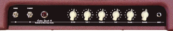 Control Panel CR18