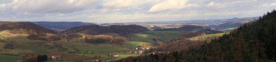 Blick vom Kahlberg