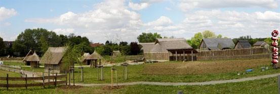 """Dorf aus der Karolingerzeit: """"Lauresham"""""""