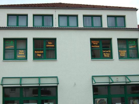 ein Teil unserer Praxis in der Turmpassage in Wolfen-Krondorf