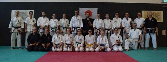 Seminar mit Großmeister Wing Cheung 2014