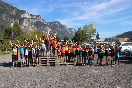 Kids-Bike 2018_Schlussevent