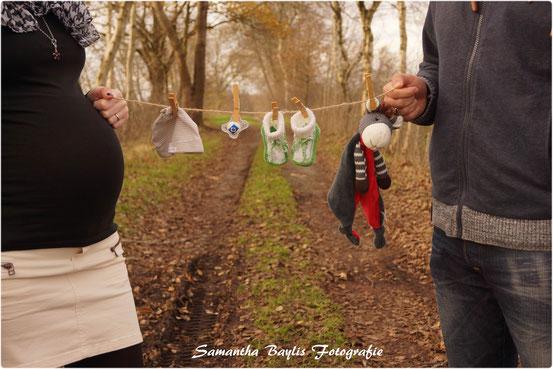 Babybauch Fotografie Samantha Baylis Landkreis Stade