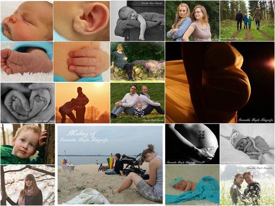 Samantha Baylis Fotografie Jahresrückblick 2014 Neugeborene, Schwangerschaft, Familien