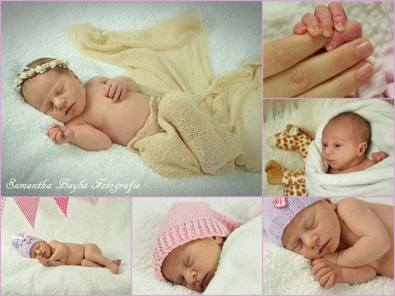 Neugeborenenfotografie Samantha Baylis Fotografie