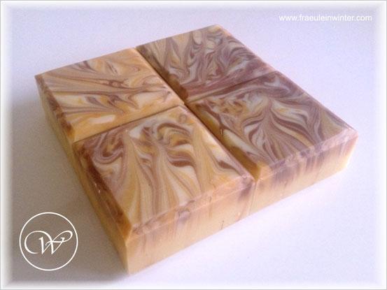 """Seife """"Süße Vanille"""" - handmade soap"""
