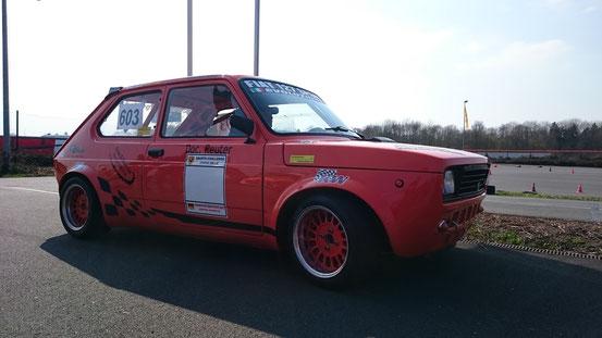 Doc Reuter Fiat 127 Sport
