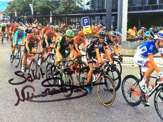 Autograph Steve Morabito Autogramm