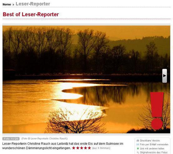 24.12.2011 Kleine Zeitung - Online
