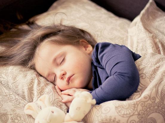 Erholsamer Schlaf mit Qi Quant Produkten