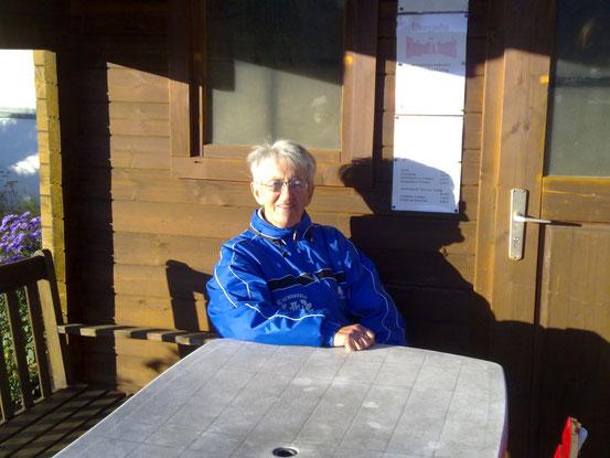 Die gute Seele und Chefin auf der Anlage: Roswitha Schreiber