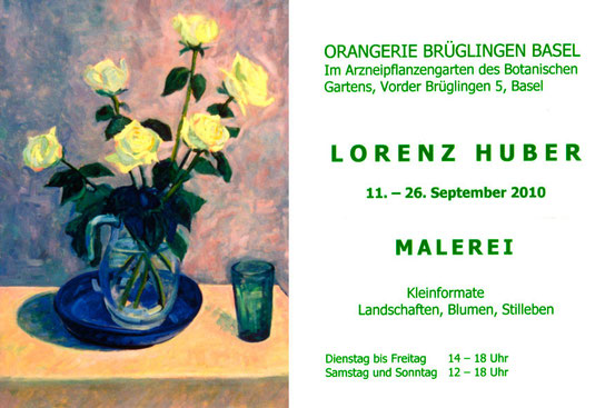 Ausstellung in Basel 2010