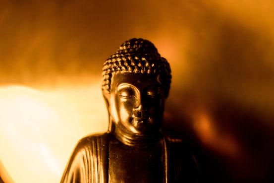 Buddhistische Statue - Buddha in Meditation