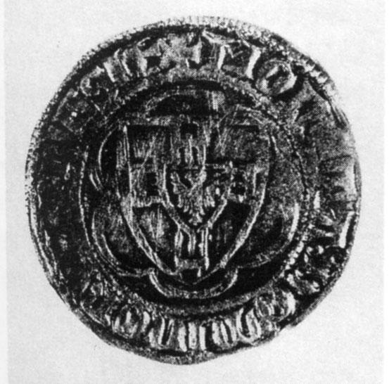 1351 - 1382 Halbschoter время Винриха фон Книпроде