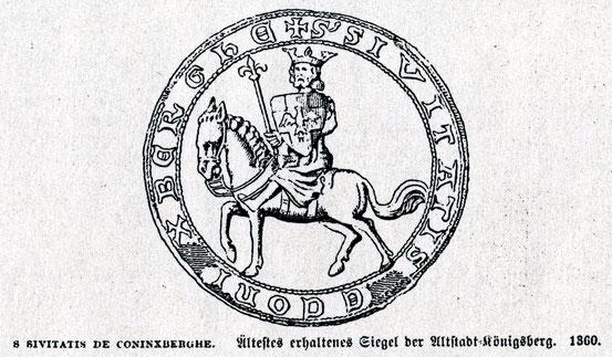 Альтштадт-Кёнигсберг 1360