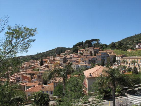 BORMES, vieux village