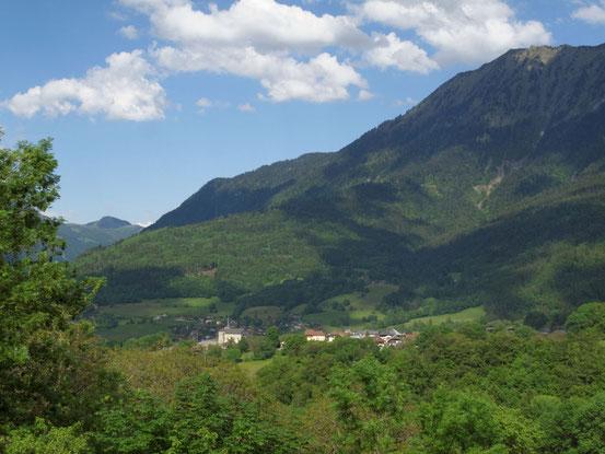 le village de Seythenex