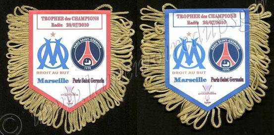 2010-07-28  PSG-Marseille (Trophée des champions à Rades)