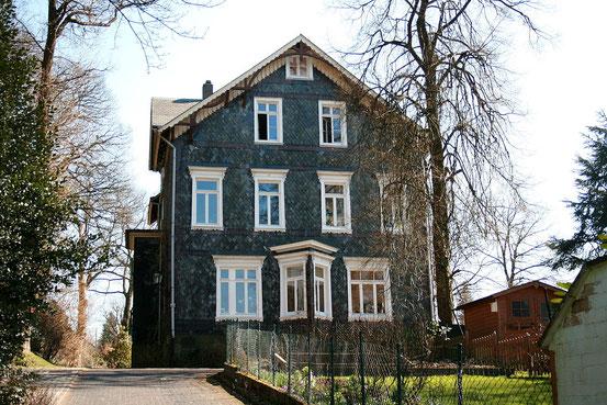 Carnaps Geburtshaus in Wuppertal (Bildurheber: Frank Vincentz)