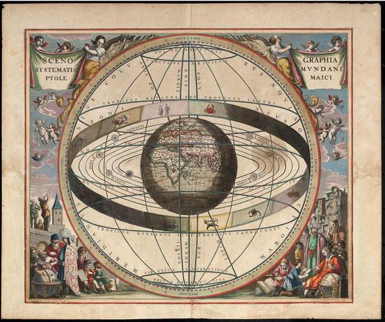 Laut den Eliminativisten ist der Glaube an mentale Zustände genauso eine falsche Theorie wie das geozentrische Weltbild.