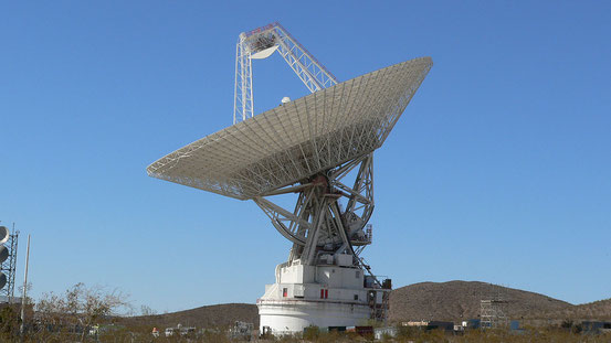 Goldstone Deep Space Communications Complex