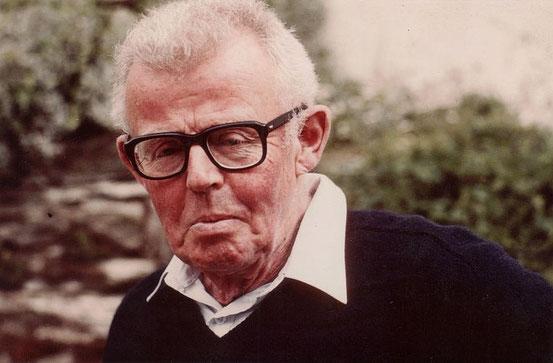 Roderick Chisholm, einer der moderneren Vertreter des Erkenntnistheoretischen Fundamentalismus