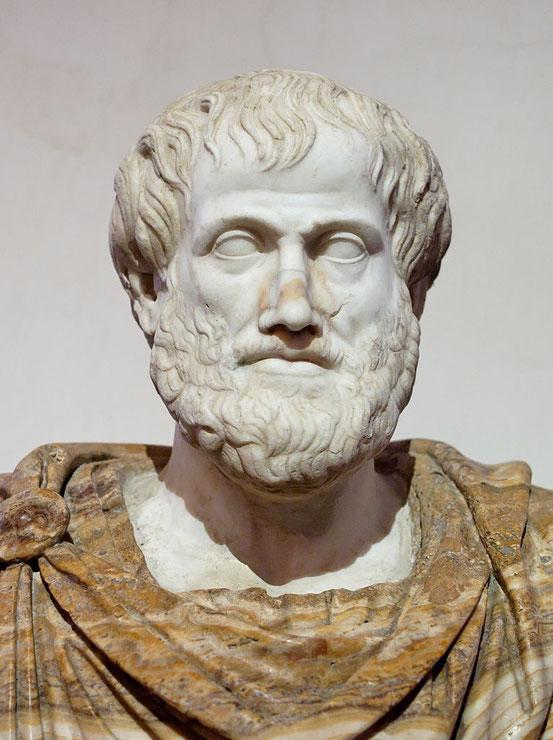 Aristoteles-Büste