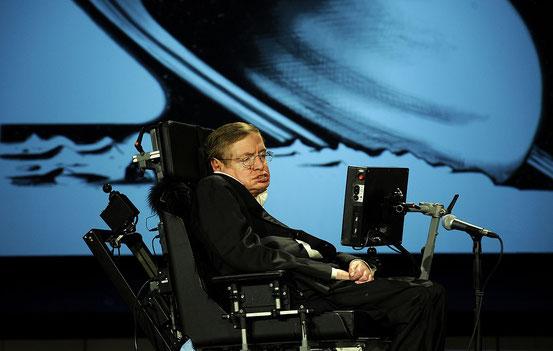 Stephen Hawking war einer der Pioniere der Quantengravitationsforschung.