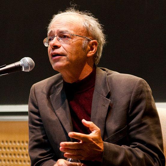 Der australische Philosoph Peter Singer gilt als bedeutendster Vertreter des effektiven Altruismus.